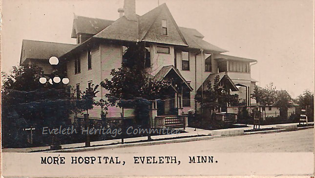 More Hospital Eveleth Minnesota